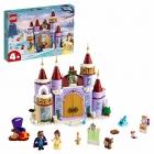Конструктор LEGO Disney Princess 43180 Зимний праздник в замке Белль