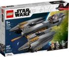 Конструктор LEGO Star Wars 75286 Звёздный истребитель генерала Гривуса